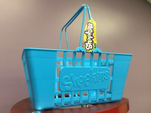 Shopkins basket