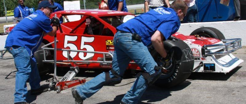 Toner Plastics Participates in NASCAR Lean Management Event